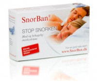 SnorBan® anti snorkeskinne